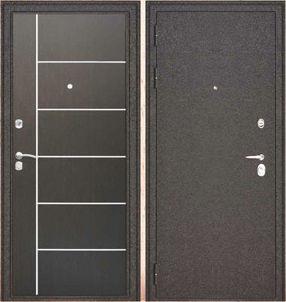 выбор двери стальной в москве