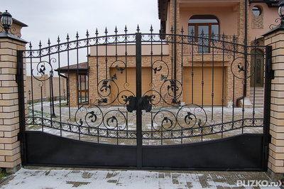 Ворота калитки цены казань охтырка ворота металические