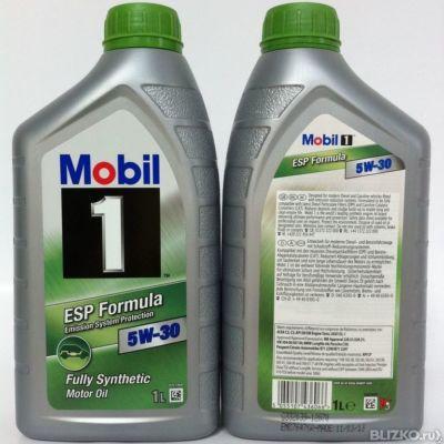 Масло Мобил 5W30 Цена Москва