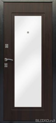 стальные двери зеркала сергиев посаде