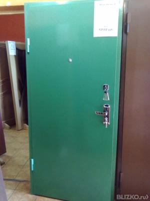 дверь входная метал 2мм окраска молотковая