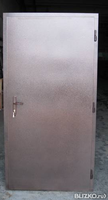 стальные сварные двери входные группы
