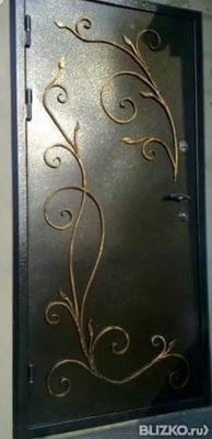входные двери из сварочных листов