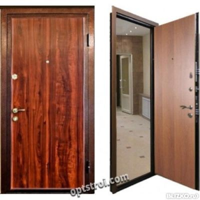 дверь металлическая в загородный дом в москве