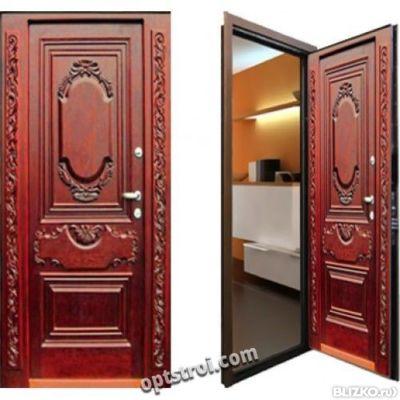 металические входные двери за