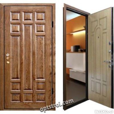 металлические двери от 30000