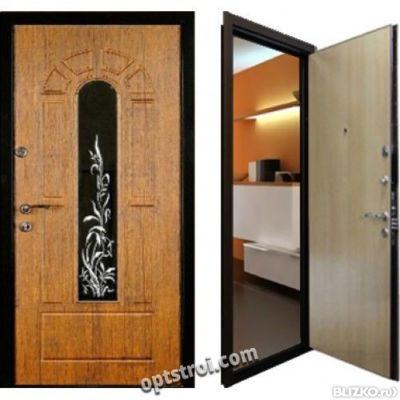 входные железные двери в квартиру цены от производителя