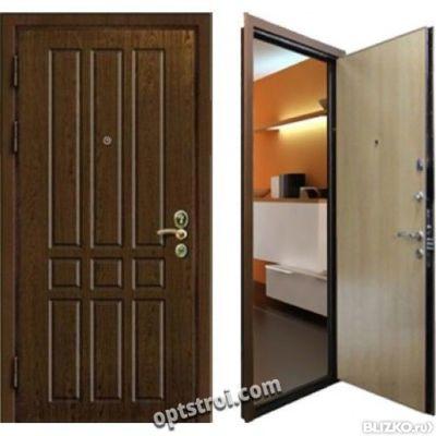 установка двери металлические входные сзао цены