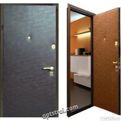 металлические двери в первомайском