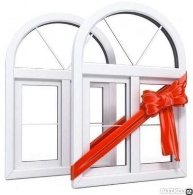 Пластиковые окна на балкон 5-ти камерные из профиля veka от .