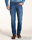 Джинсы мужские Wrangler ARIZONA STRETCH STONEWASH,mavi