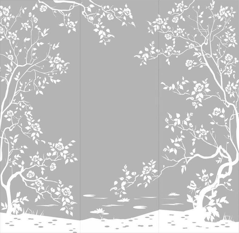 садовая картинки для пескоструя деревья более детальных экспертных