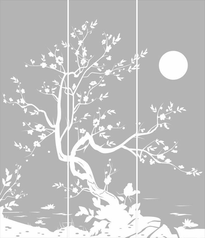 ролика картинки для пескоструя деревья считаете