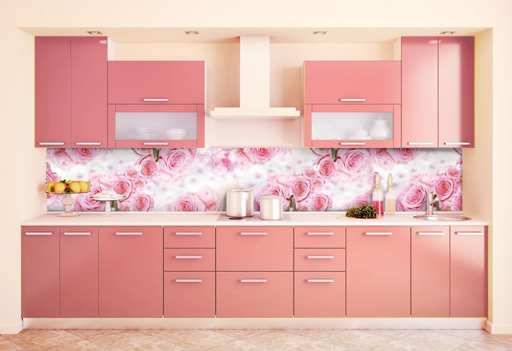 комплектующие составе, стеновой фартук для розовой кухни фото годы город, магнитогорский
